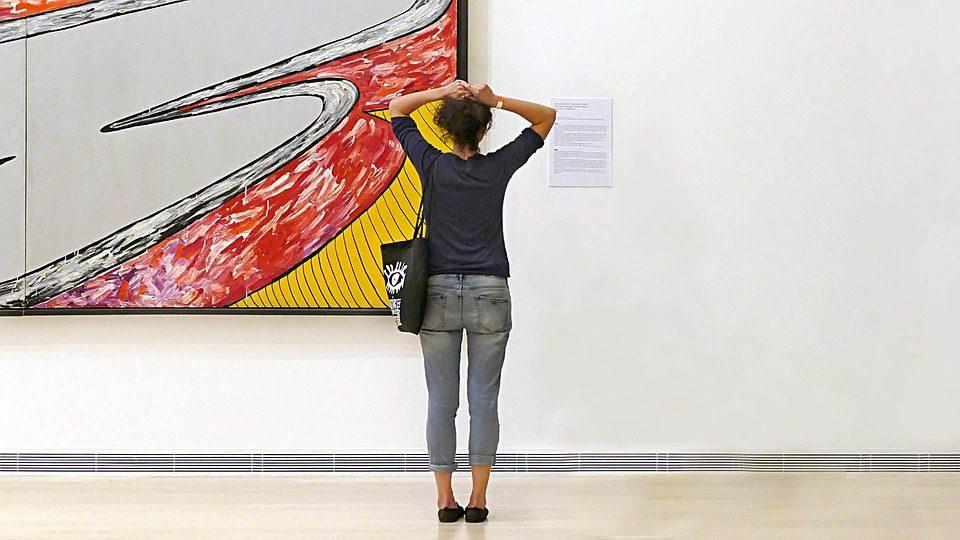 peintures contemporaines
